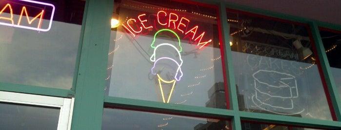Josh & John's Naturally Homemade Ice Cream is one of Done.