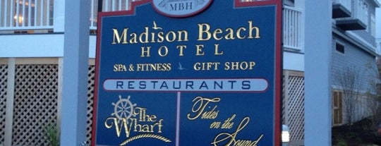Madison Beach Hotel is one of Curio By Hilton.