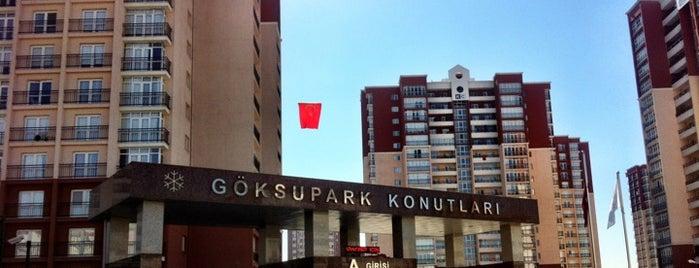 Göksupark Konutları is one of Serdarssさんの保存済みスポット.