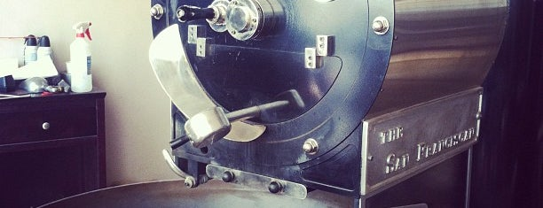 Dana Street Roasting Company is one of Coffee II.