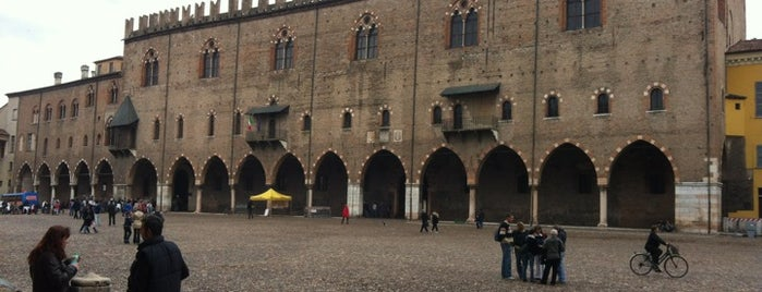 Palazzo Ducale is one of Mantua.
