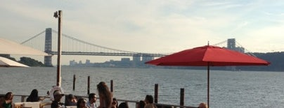 La Marina NYC is one of NYC Best Outside/Rooftop Bars.