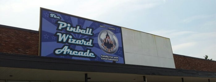 Pinball Wizard Arcade is one of United Kingdom.