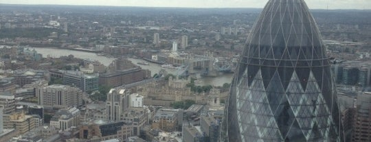 Duck & Waffle is one of London must eat and drink.