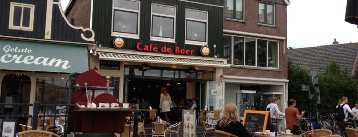 Cafe De Boer is one of Volendam - Amsterdam Villages.