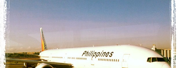 Ninoy Aquino International Airport (MNL) Terminal 2 is one of AIRPORT.