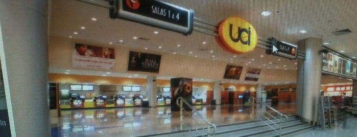 UCI is one of 10 Melhores Salas de Cinema de São Paulo.