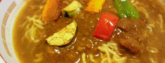 はしもとや is one of LOCO CURRY.