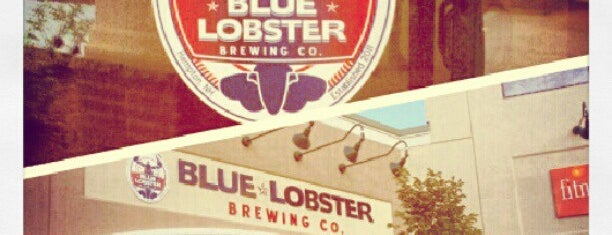 Blue Lobster Brewing Company is one of New England Breweries.