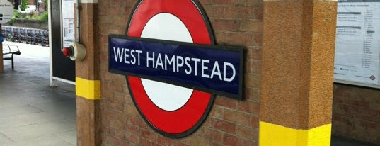 West Hampstead London Underground Station is one of Underground Stations in London.