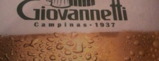 Giovannetti is one of Bars & Pubs in Campinas.