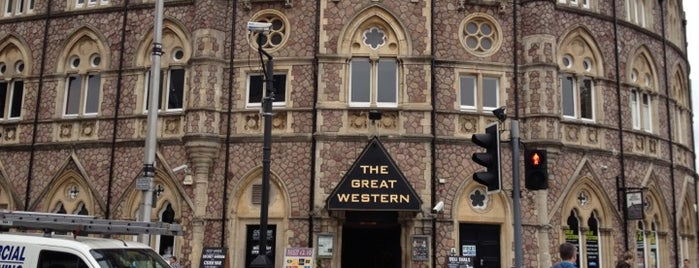 The Great Western (Lloyd's No. 1 Bar) is one of Lana in London 2013.