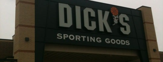 DICK'S Sporting Goods is one of West Tennessee Gun Stores and Ranges.