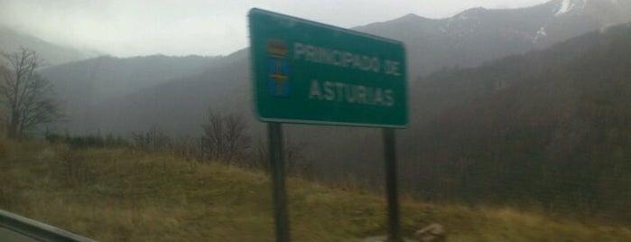 Principado de Asturias is one of สถานที่ที่ Miguel ถูกใจ.