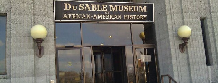 DuSable Museum Of African American History is one of Chi-town.