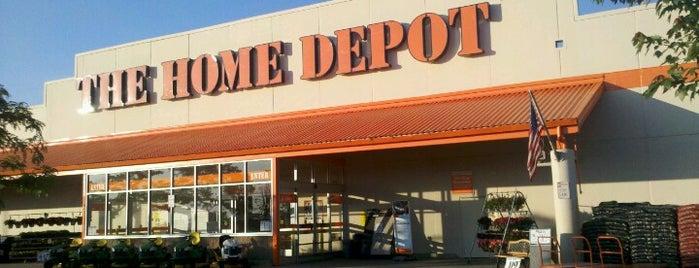 The Home Depot is one of Lugares favoritos de Adam.