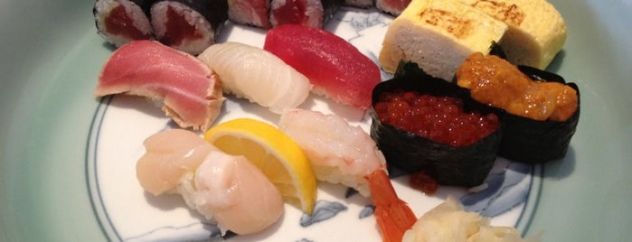 Sushi Koto is one of SoCal Favorites/To-Dos.