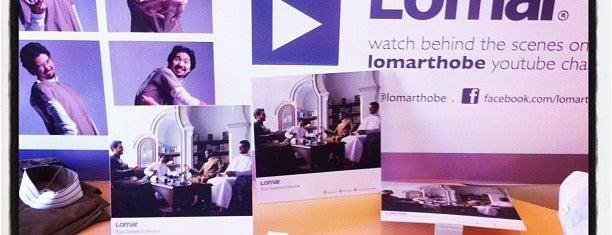 Lomar is one of Tempat yang Disukai Omar.
