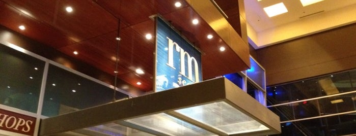 Rick Moonen RM Seafood is one of Eating Las Vegas: 50 Essential Restaurants 2013.