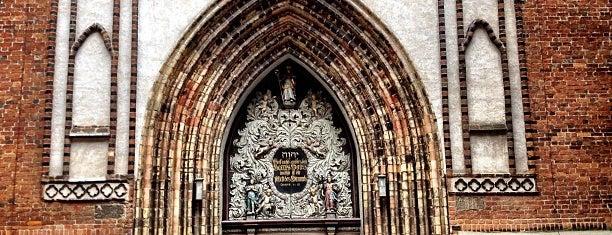 St. Nikolaikirche is one of Stralsund🇩🇪.