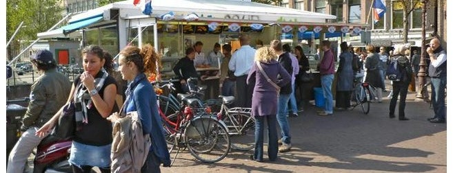Outstanding Amsterdam for backpackers