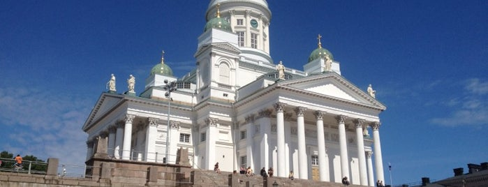 Кафедральный собор is one of Helsinki.