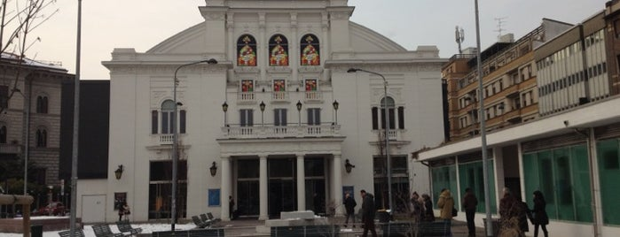 Teatro Nazionale is one of antares.