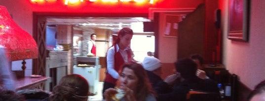 Urfa Kebap is one of sevdiğim ,gitttiğim cafeler ve barlar.