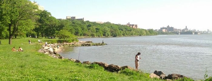 Fort Washington Park is one of National Recreation Areas.