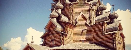 Церковь во имя Покрова Пресвятой Богородицы is one of Maxim : понравившиеся места.