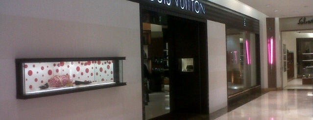 Louis Vuitton is one of Cancun.