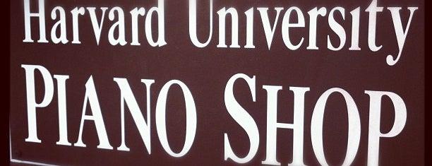 Vanserg Hall, Harvard University is one of Posti salvati di JessC ⚓.