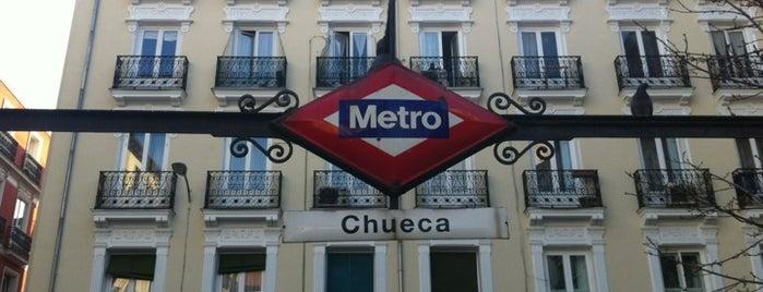 """Chueca. Sitios """"must go"""""""