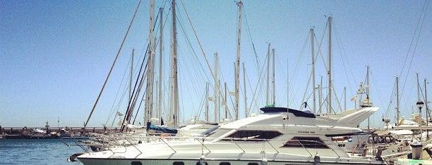 Puerto Deportivo de Estepona is one of 🇪🇸 Spain.