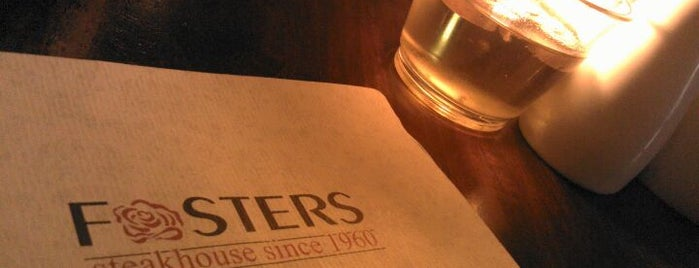 Fosters | An English Rose Cafe is one of MAC 님이 좋아한 장소.