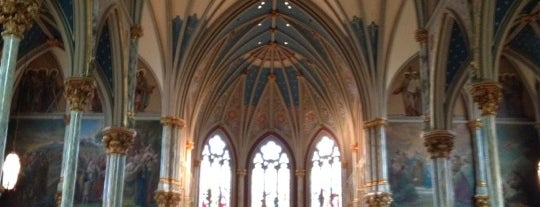 Cathedral of St. John the Baptist is one of Savannah Trip.
