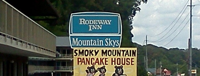 Rodeway Inn is one of Been To.