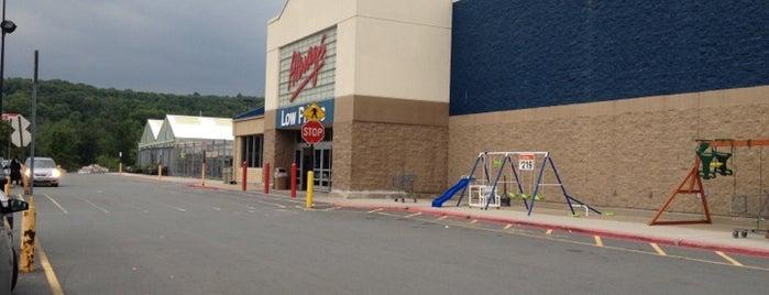 Walmart is one of Locais curtidos por A.