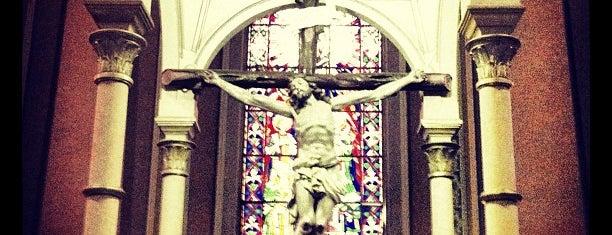 Igreja Matriz de Santo Antônio is one of Locais curtidos por Janete.