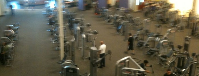 LA Fitness is one of Favorite Places.