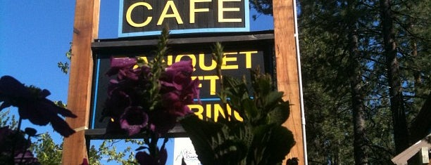 Blue Angel Cafe & Catering Co. is one of Tahoe.