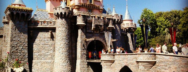 Sleeping Beauty Castle is one of Los Angeles.