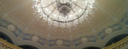 Bayerische Staatsoper is one of Around The World: Europe 1.