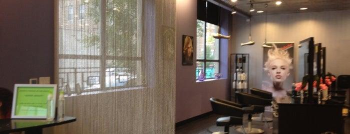 Pin Curls Salon is one of The Cheekiest Perks.