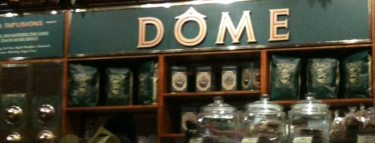 Dôme Café is one of Lugares favoritos de Wess.