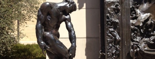 Rodin Sculpture Garden is one of Places To Try in SF + The Peninsula.