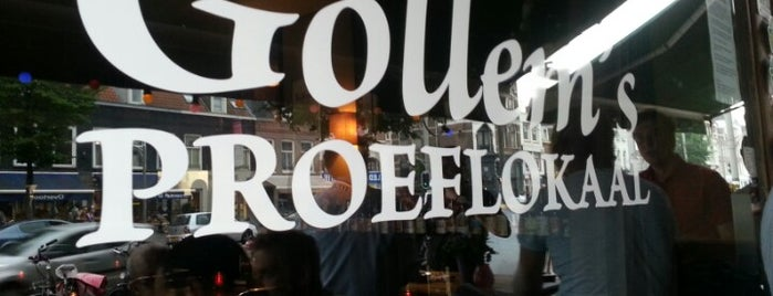 Gollem's Proeflokaal is one of 10 days in Amsterdam.