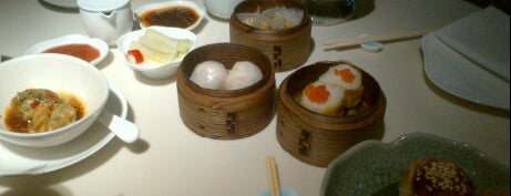 Yauatcha is one of Sunday lunch in London.
