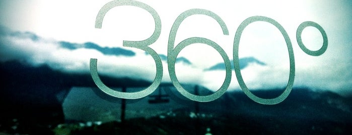 360 Grad bar is one of must have / visit.