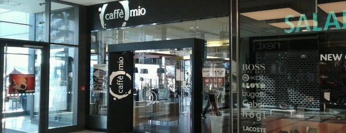 Caffe Mio is one of kávová a vínová praha / coffee & wine in prague.